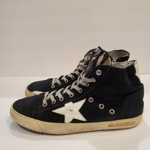 Golden Goose size 40 Francy black